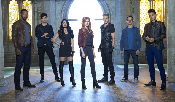 Shadowhunters TV show on Freeform (canceled or renewed?)