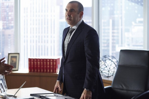 Suits TV show on USA Network