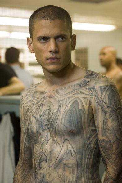 Prison Break TV show on FOX: revival set photos