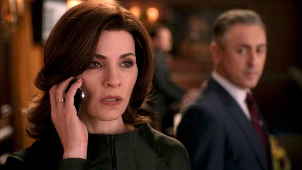 The Good Wife tv show ending, no season 8