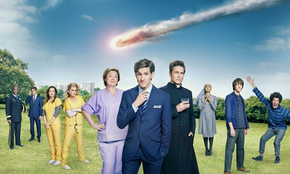 You, Me and the Apocalypse TV show on NBC (canceled or renewed?)