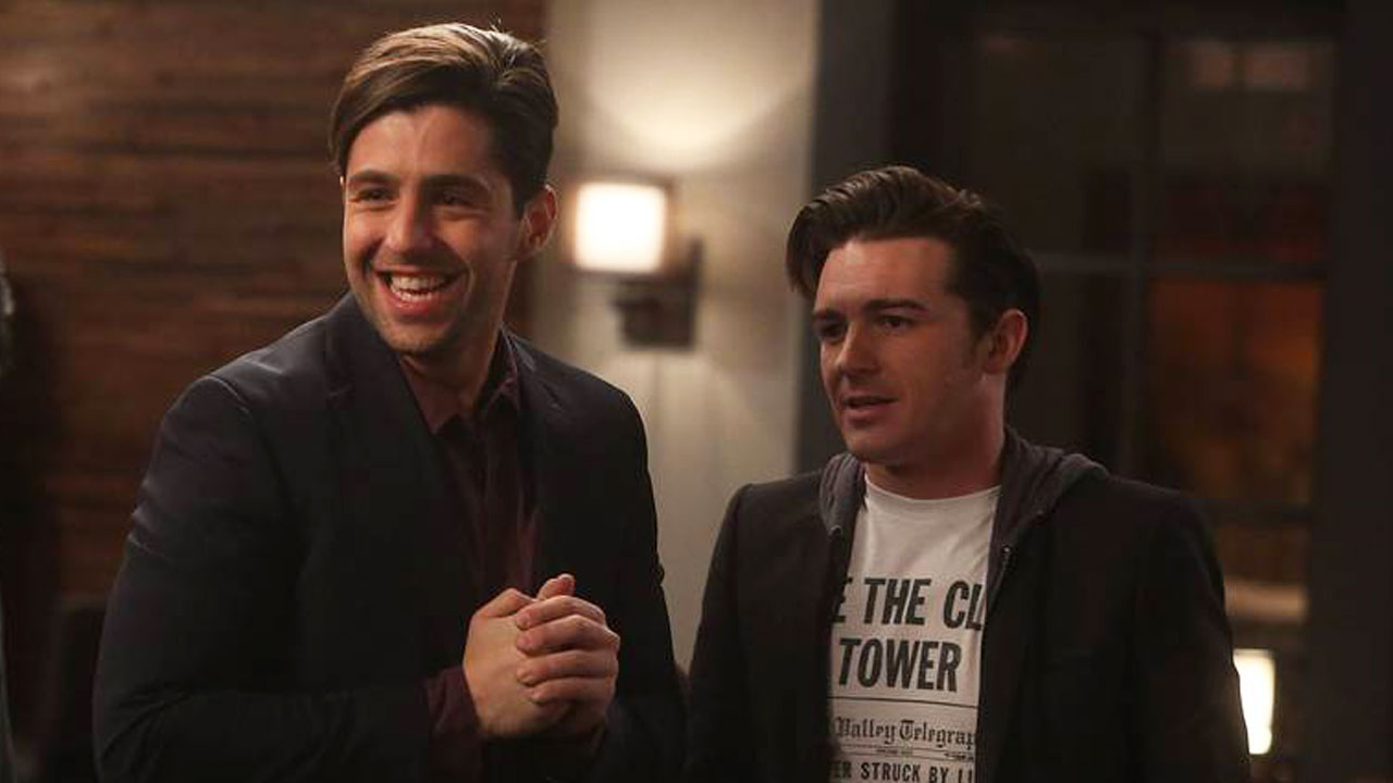 Grandfathered: Drake Bell Discusses Drake & Josh Reunion On FOX Sitcom