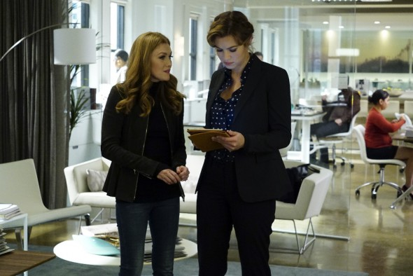 (ABC/Richard Cartwright) MIREILLE ENOS, ELVY YOST