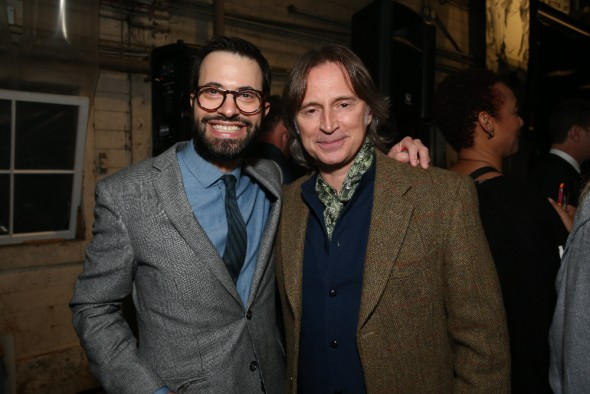 (ABC/Jack Rowand) EDWARD KITSIS (EXECUTIVE PRODUCER, ONCE UPON A TIME), ROBERT CARLYLE