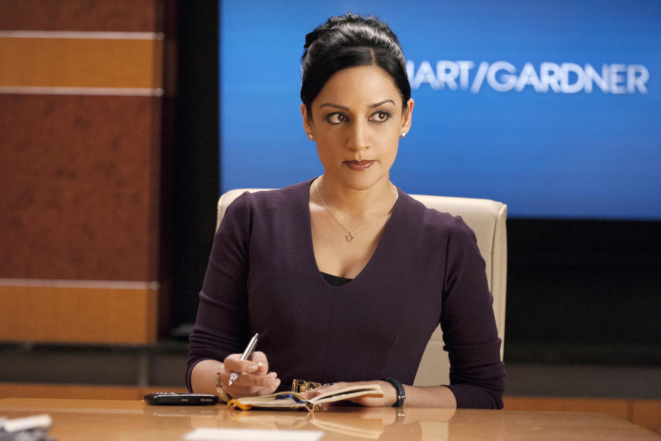 who plays kalinda on the good wife
