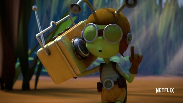 Beat Bugs TV show on Netflix: season one