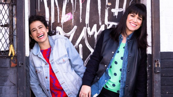 Broad City TV show on Comedy Central: season three premiere