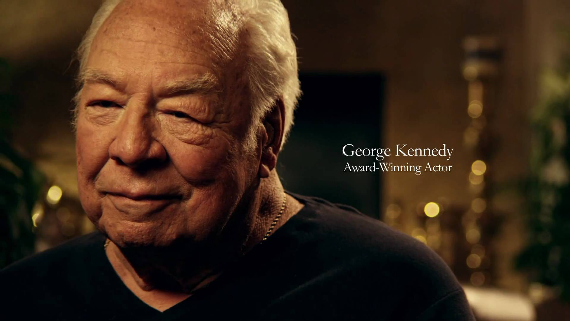 Dallas, The Blue Knight: Actor George Kennedy Dies at 91 ...