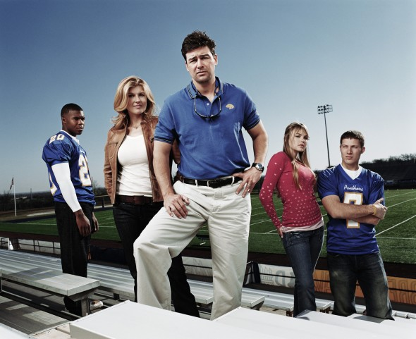 Beautiful Friday Night Lights TV Show Cast Reunion At ATX Season 5.