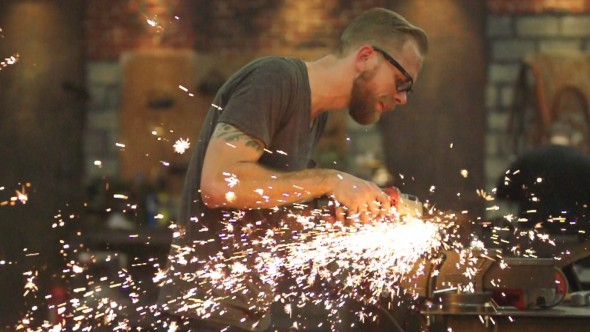 Forged In Fire TV on History: season 2 (canceled or renewed?) war hammer