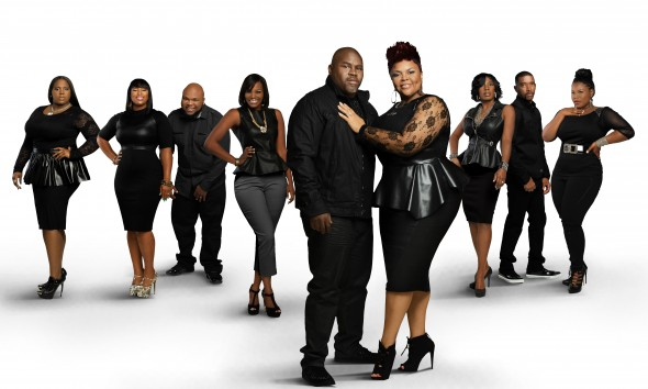 It's A Mann's World TV show on BET: season 2 premiere