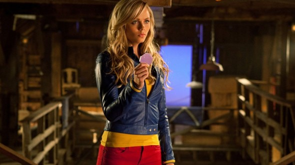 """Supergirl"" - Laura Vandervoort as Kara in SMALLVILLE on The CW. Photo: Jack Rowand/The CW ©2010 The CW Network, LLC. All Rights Reserved."