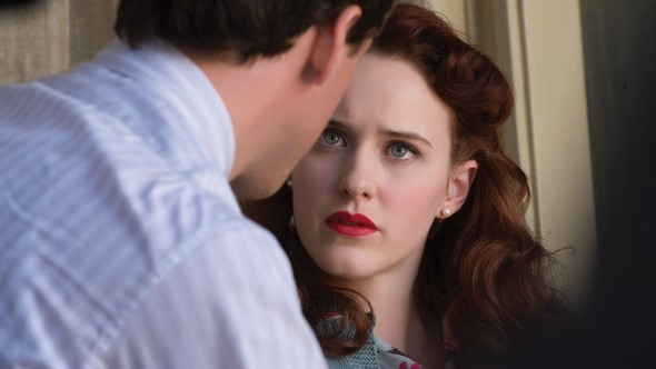 Rachel Brosnahan As Abby Isaacs In Season Two, Episode Two: Fatherland (via WGN America)