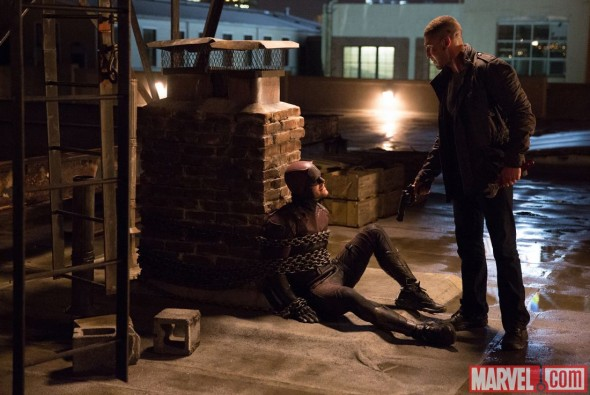 Marvel's Daredevil TV show on Netflix: season two (cancelled or renewed?)