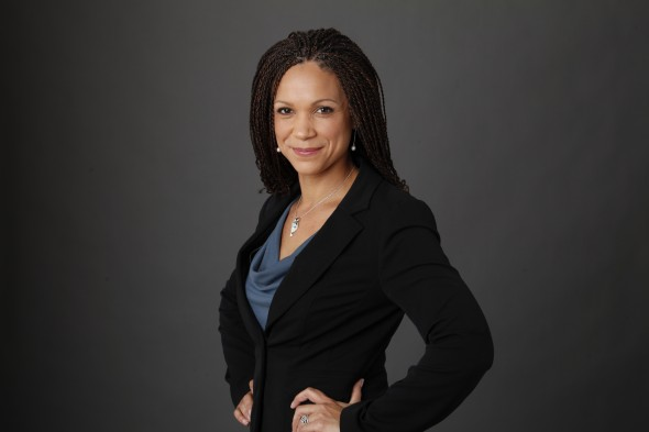 Melissa Harris-Perry. Photo by: Heidi Gutman/MSNBC