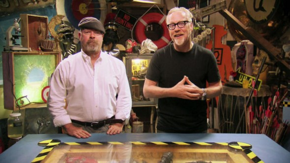 Mythbusters TV show on Discovery series finale