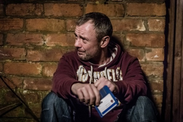 FARROW (John Simm). © Red Production Company Limited 2014
