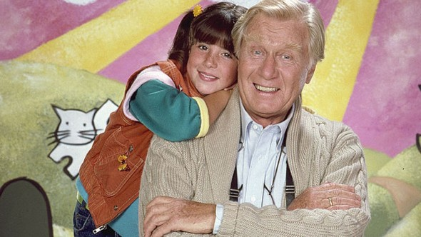 Punky Brewster TV show on NBC George Gaynes dead at 98