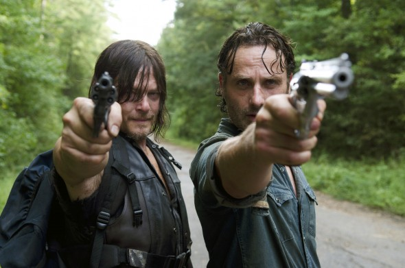 The Walking Dead TV show on AMC: season 6 (canceled or renewed?)