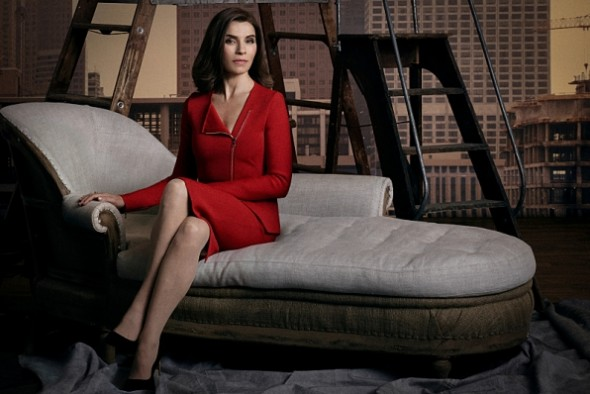 The Good Wife TV show on CBS: canceled no season 8