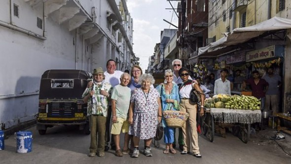 The Real Marigold Hotel TV show on BBC2: season two renewal
