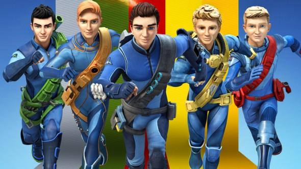 Thunderbirds Are Go TV show on: Amazon season one