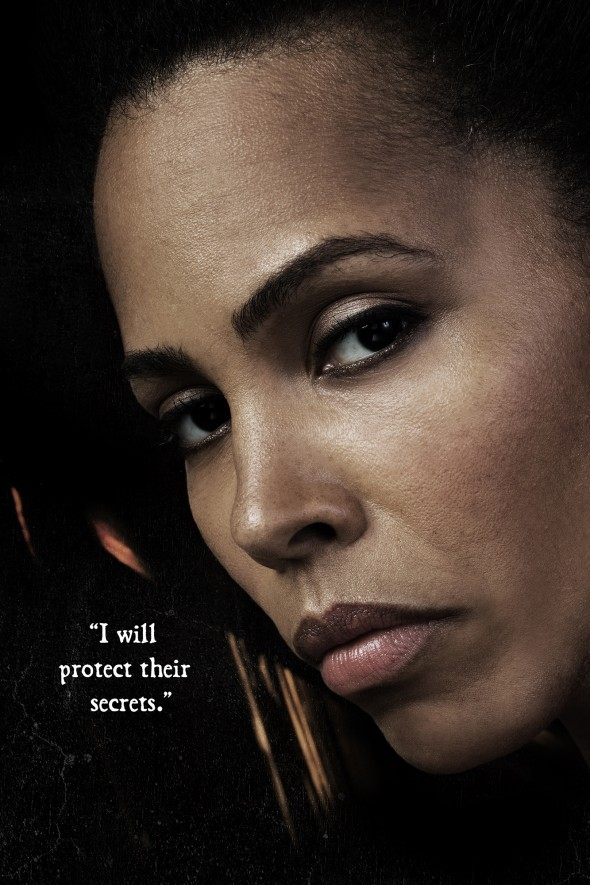 Amirah Wann as Ernestine