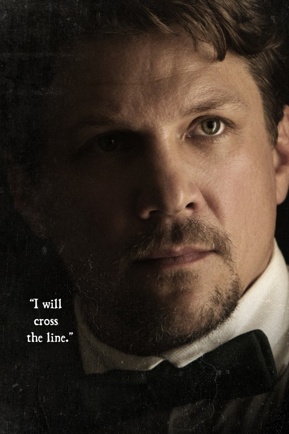 Marc Blucas as John Hawkes