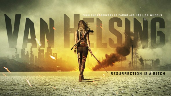 Van Helsing TV show on Syfy: season 1 (canceled or renewed?)