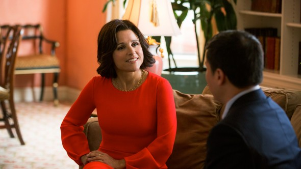 Veep TV show on HBO season five premiere