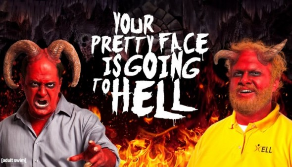 Your Pretty Face Is Going to Hell TV show on Adult Swim: season 3 renewal