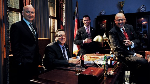 Alpha House TV show on Amazon (canceled or renewed?)