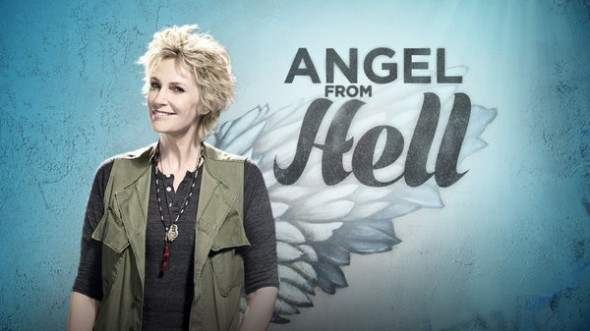 Angel from Hell TV show on CBS canceled, no season 2
