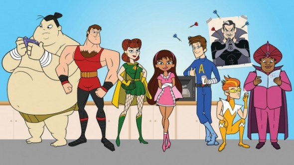 The Awesomes TV show on Hulu: canceled, no season 4