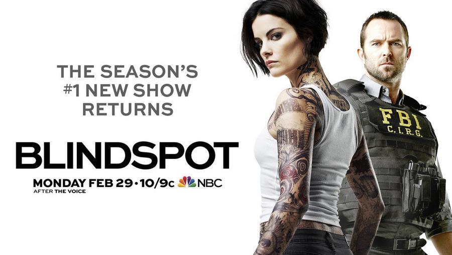 Blindspot: NBC Teases Mid-Season Return - canceled TV shows - TV