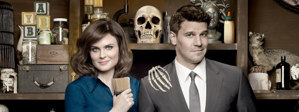 Bones TV show on FOX: renewed and cancelled