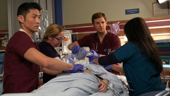 Chicago med TV show on NBC: season 2