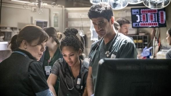 Code Black TV show on CBS: season 2 (canceled or renewed?).