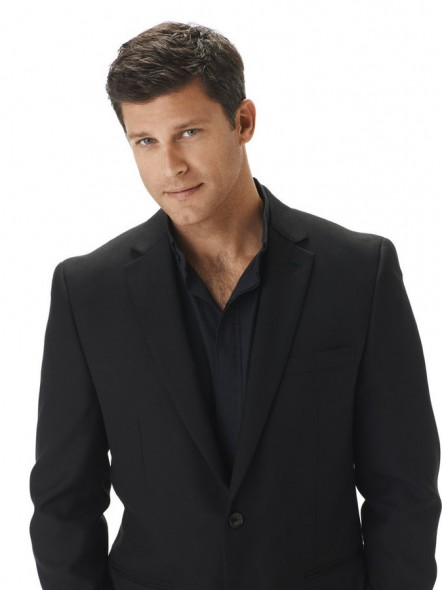 DAYS OF OUR LIVES: Greg Vaughan as Eric Brady. (Photo by: Benjamin Cohen/NBC)