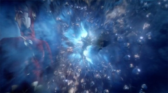 The Flash TV show cameo