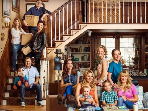 Fuller House TV show on Netflix (canceled or renewed?)