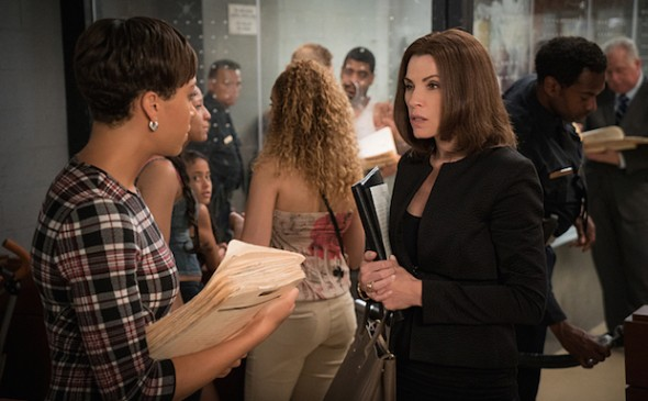 The Good Wife TV show on CBS: ending, no season 8