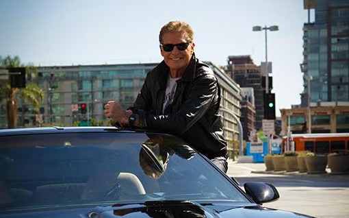 Hoff the Record TV show on AXS TV