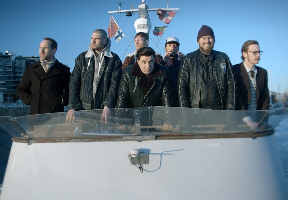 Lilyhammer TV show on Netflix (canceled)