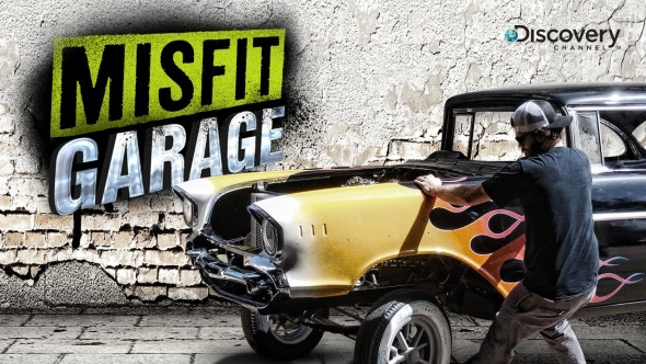 Misfit Garage Season Three Of Fast N Loud SpinOff To Debut On - New car show on discovery channel