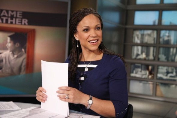 Melissa Harris-Perry TV show on MSNBC canceled