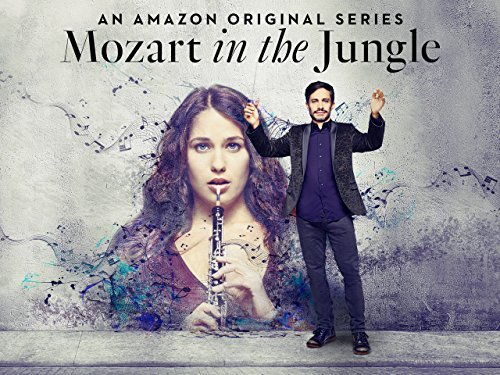 Mozart from the Jungle TV show on Amazon: season 3