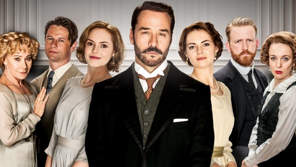 Mr Selfridge TV show on PBS: ended, no season 5