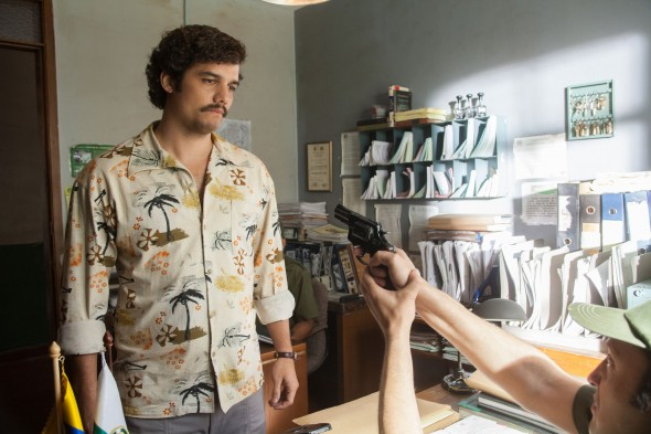Narcos TV show on Netflix (canceled or renewed?)