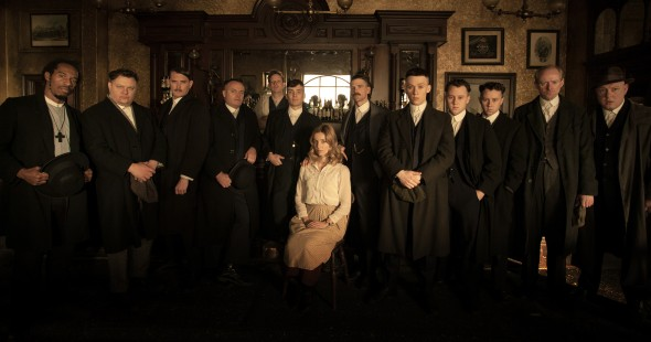 Peaky Blinders TV show on Netflix (canceled or renewed?)